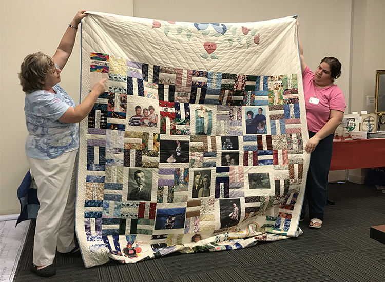 COGS Meeting with Quilt